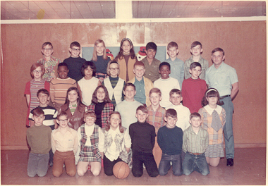 1970-71 5th & 6th Grade Basketball