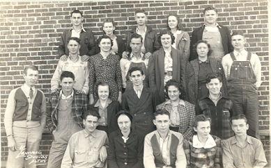 Cooperton Class of 1942 Nadean Wilder 2